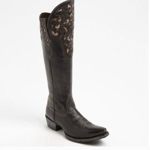 Ariat Tall Hacienda Boots Size 7.5 B